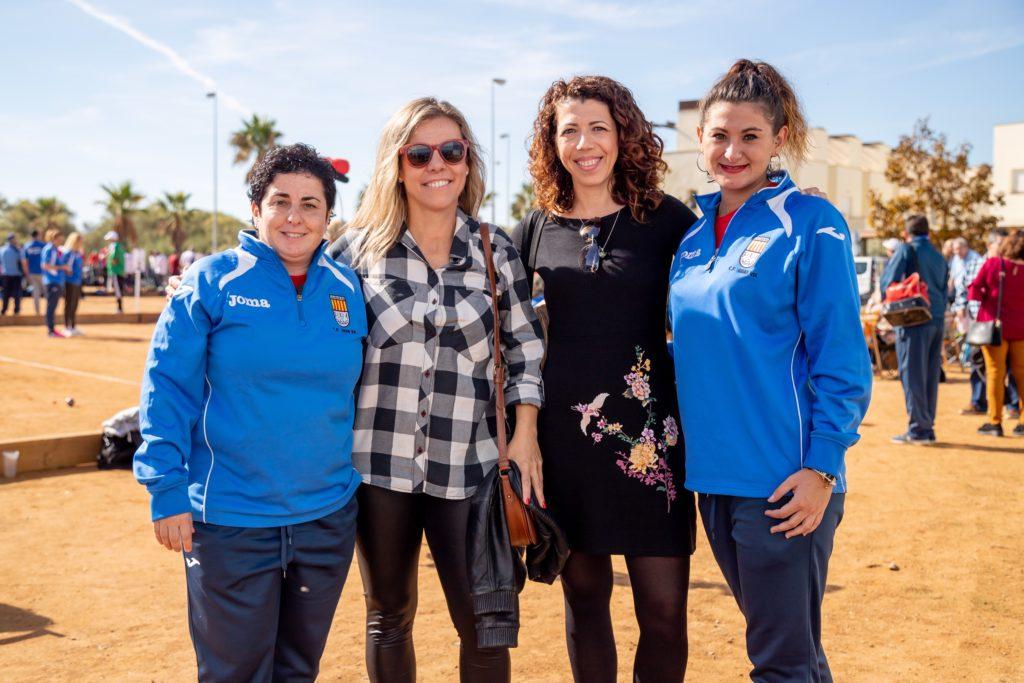 Éxito de participación en el VI Open Internacional de Petanca de Isla Cristina