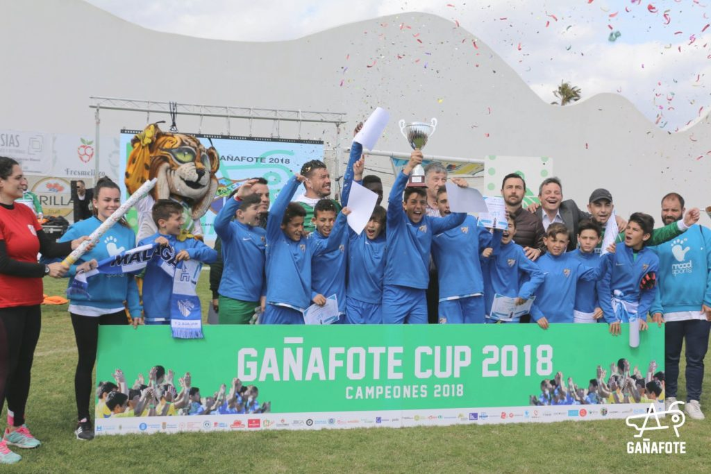 Seis sedes y fútbol femenino, principales novedades de la «III Gañafote Cup» proyectada para 2019