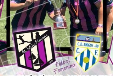 El C.D. Atlético Isleño Féminas en busca del ascenso