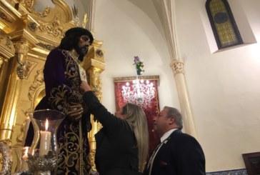 La Imagen del Cautivo recibe la Medalla de la Ciudad de Isla Cristina
