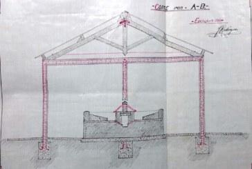 Construcción de unos lavaderos públicos, Documento del mes Isla Cristina