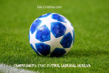 El Badulaque nuevo líder de la liga de fútbol laboral provincial de Huelva